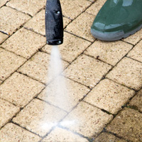 Patio Cleaning Harrow Weald